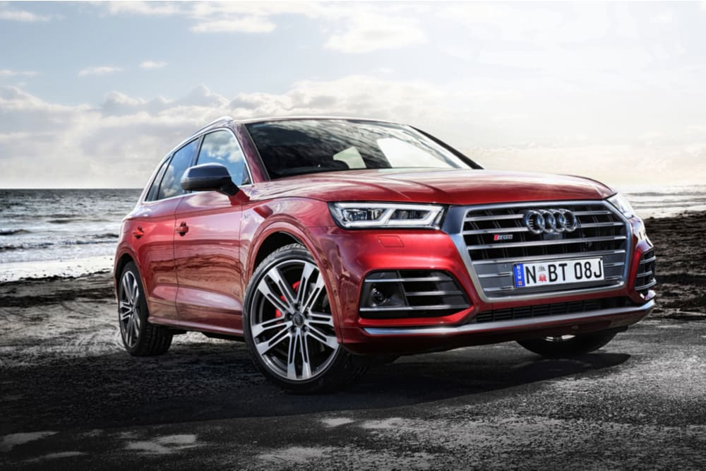 Loose Wheel Arch Forces Recall for Certain Audi SUVs