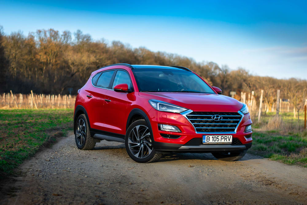 Hyundai Tucson recalled for faulty brake system and fire risk