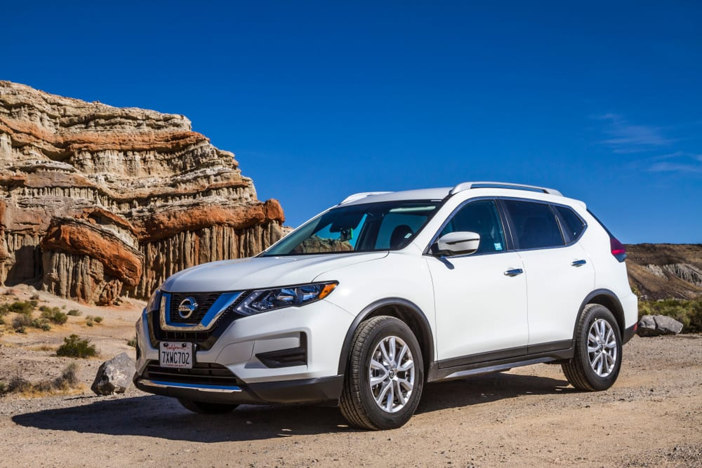 Shifting Problem Leads to Nissan Rogue Recall