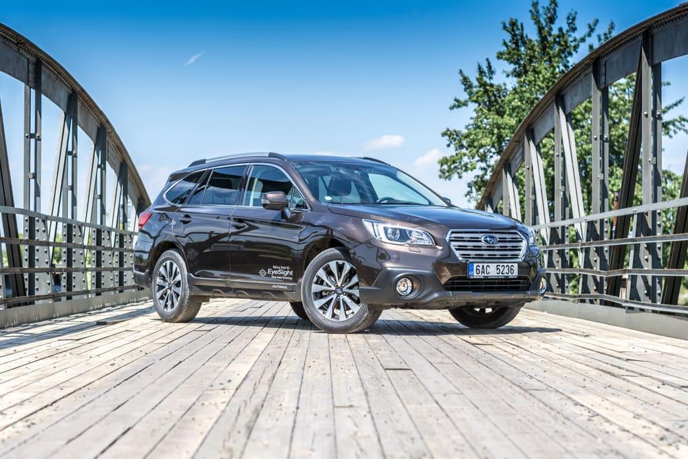 Subaru recalls vehicles for transmission leaks