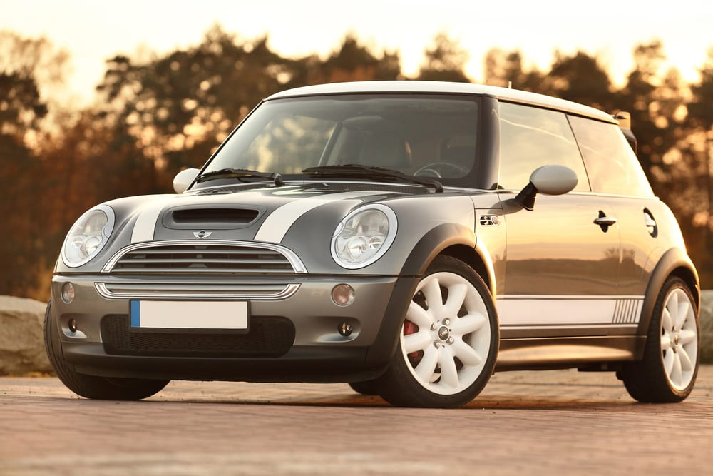 BMW Recalls Mini Coopers For Impact Risk