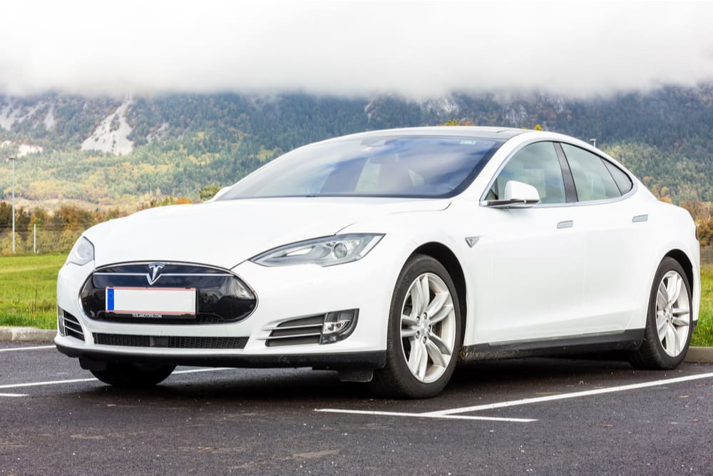 Tesla Motors Recalls Model S Sedan
