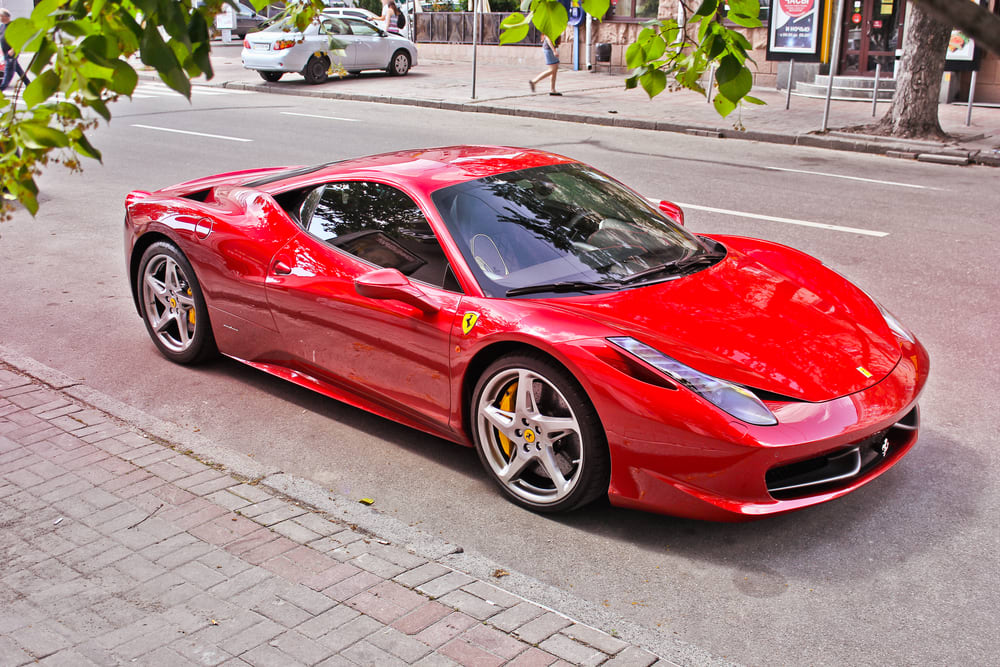 Ferrari issues airbag recall