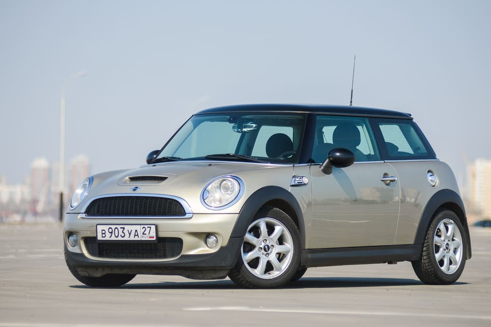 BMW Recalls MINI Coopers for Cushion Issues