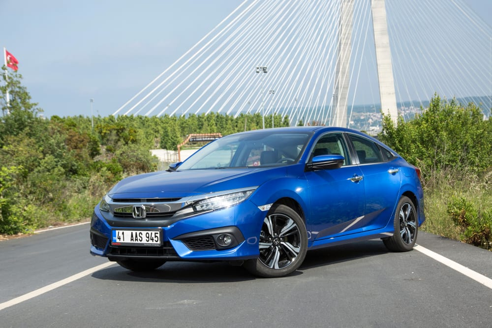 Honda Civic and Fit recall looks to fix CVT issues [Video]