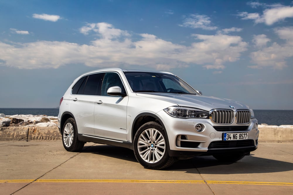 BMW Recalls SUVs With Damaged Driveshaft Joints