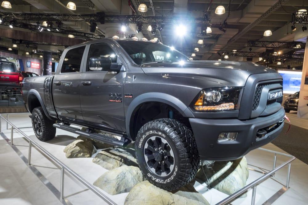 Chrysler recalls trucks with defective fuel lines