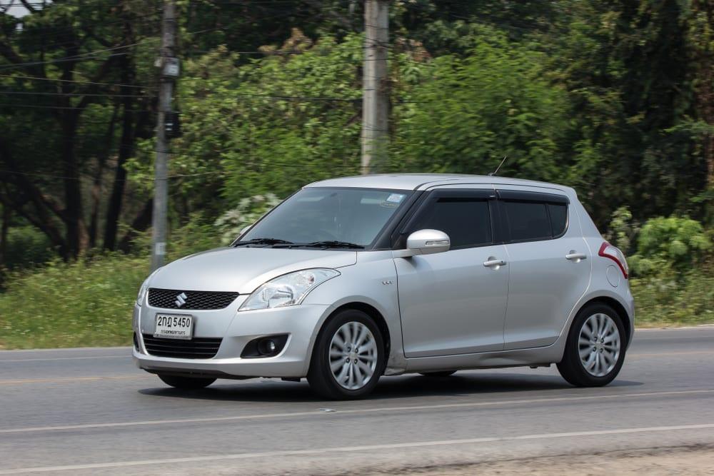 Ignition hazards prompt Suzuki recall