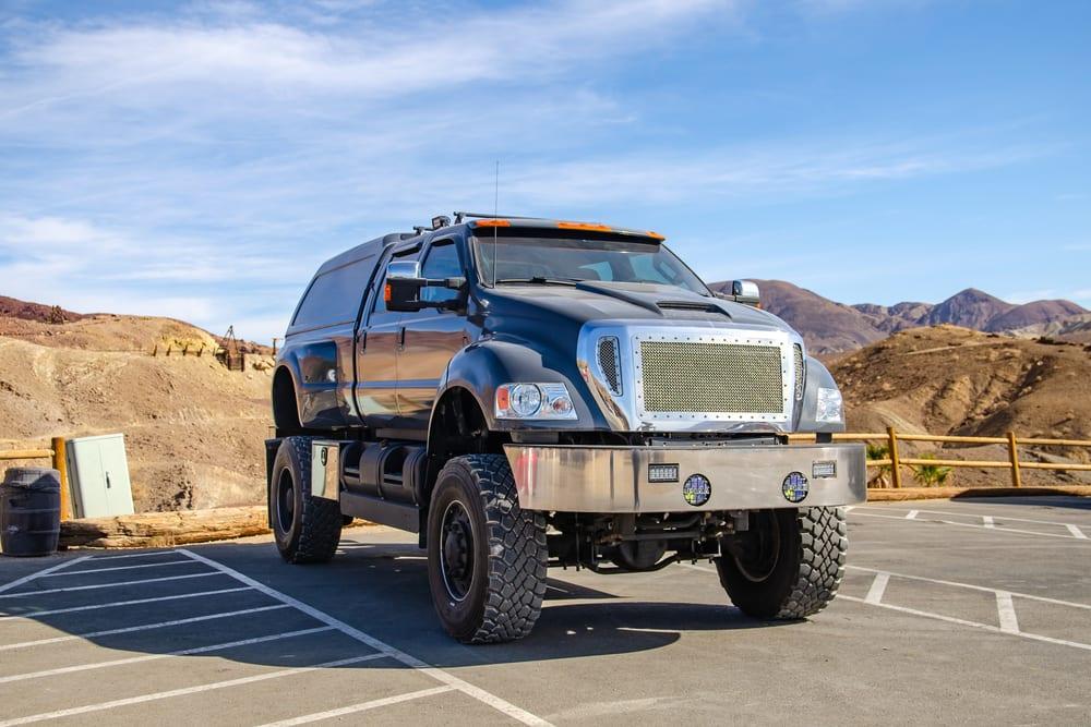 Ford recalls trucks over seatbelt issue