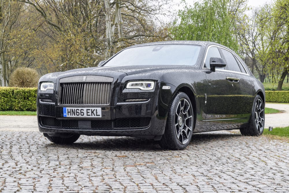 Only One Car Affected in Rolls-Royce Recall