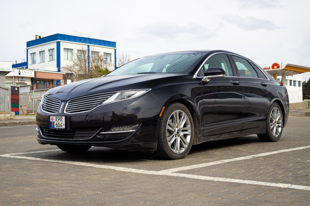 Lincoln and Ford Recalls to Address Air Bag Issues