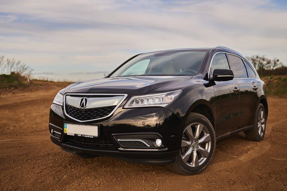 Honda Recalls Nearly 65,000 Acura MDX Vehicles for Brake Issues