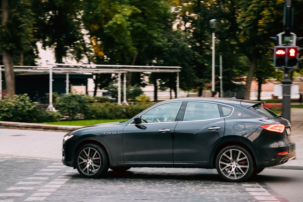 Software Issue Plagues Maserati