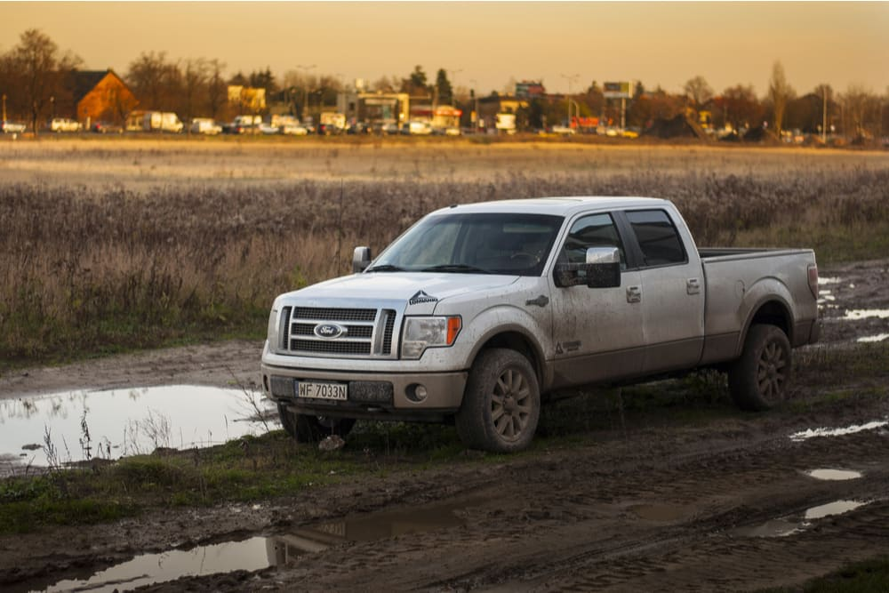 Ford recalls another round of  F-150s due to front brake failure
