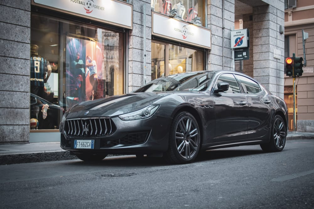 May Maserati Recall Includes Thousands of Vehicles