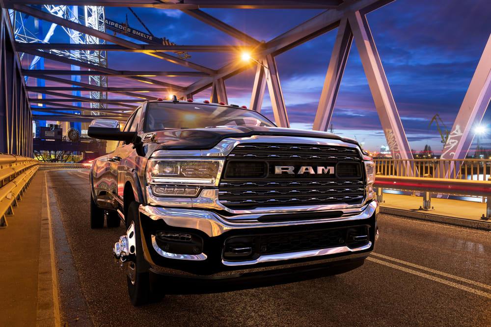 Chrysler Ram trucks recalled for driver side mirror issue