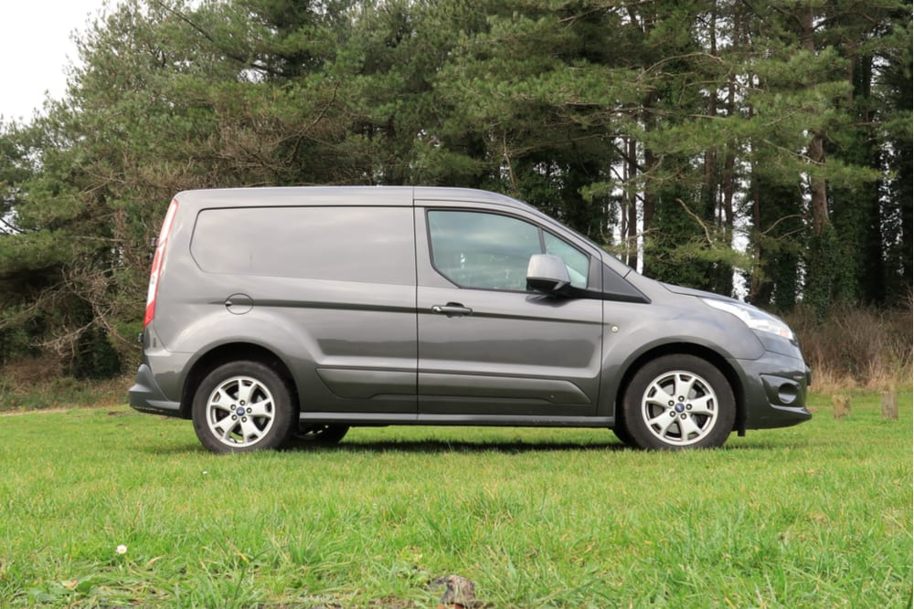 Ford recalls Transit Connect vans due to engine fire risk