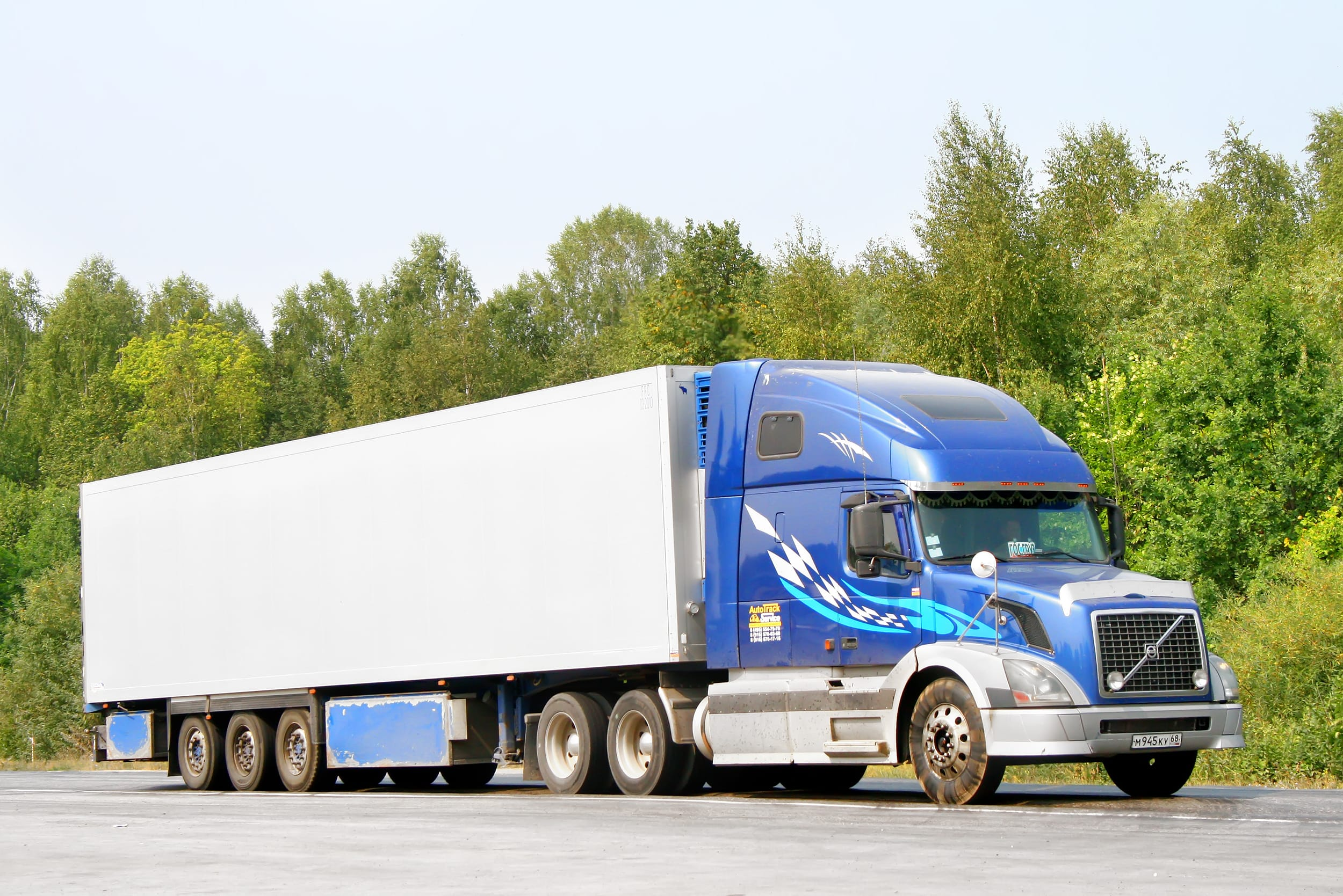 Volvo Truck Recall Addresses Axle Issues