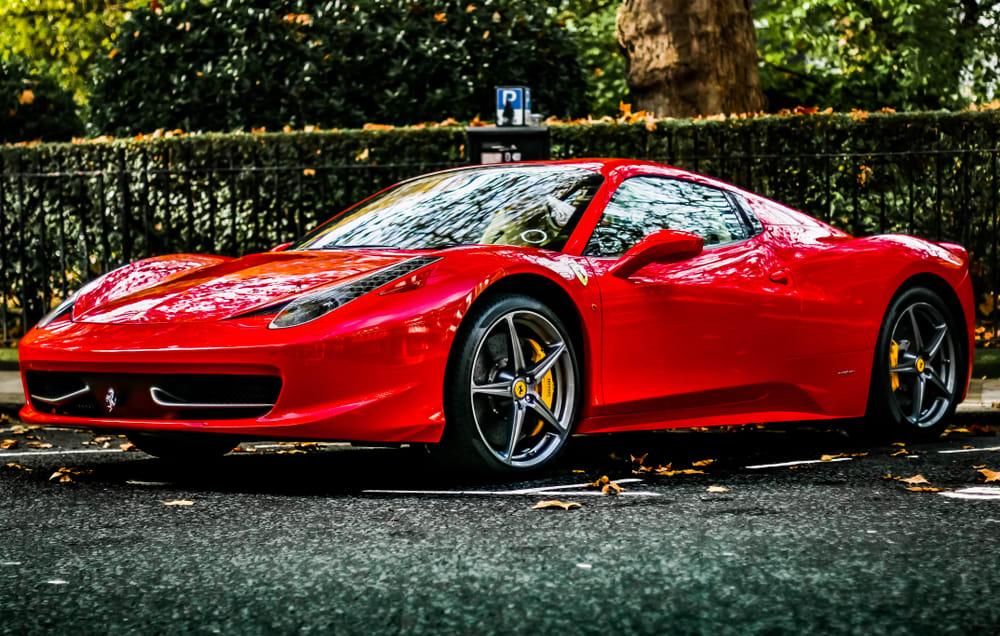 Ferrari recalls vehicles with defective air bags