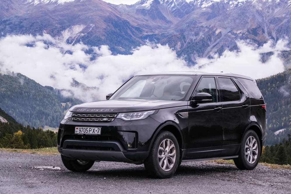 Land Rover recalls vehicles with defective fuel rails