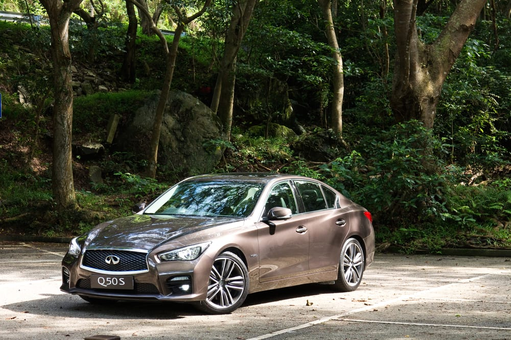 Infiniti recalls sedans with defective fuel pump software