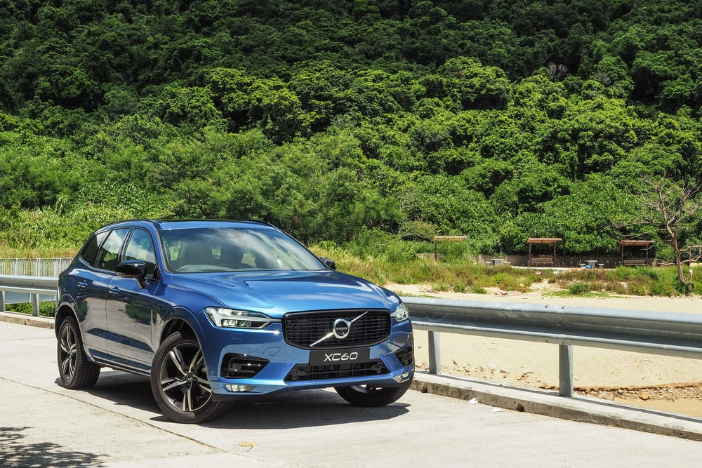 Volvo XC60 recalled  for loose windshield wipers
