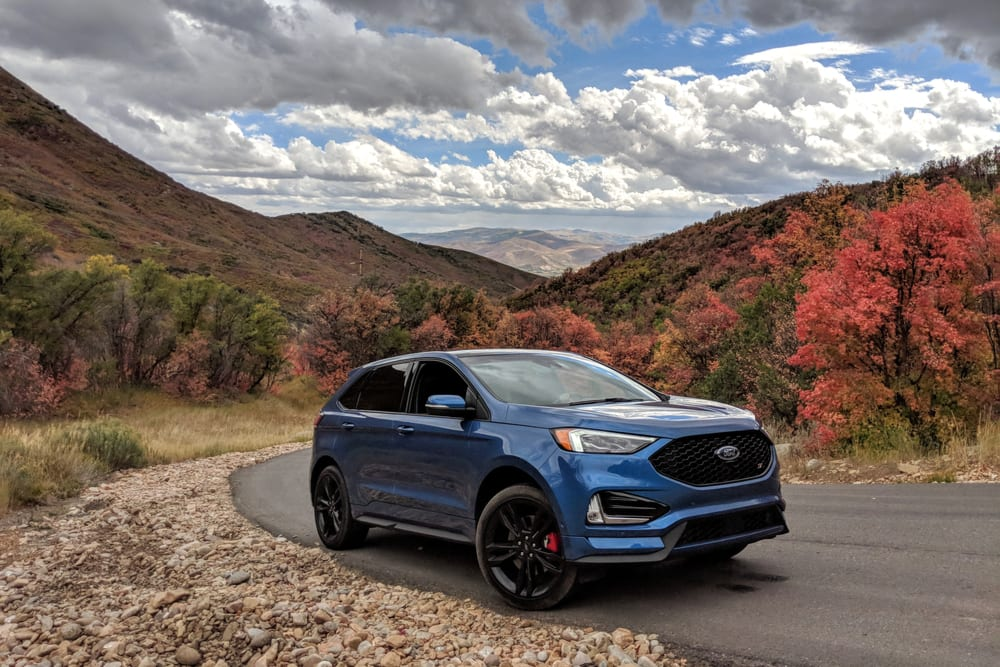 Ford conducts Edge and Lincoln MKX recall for leaking brake fluid