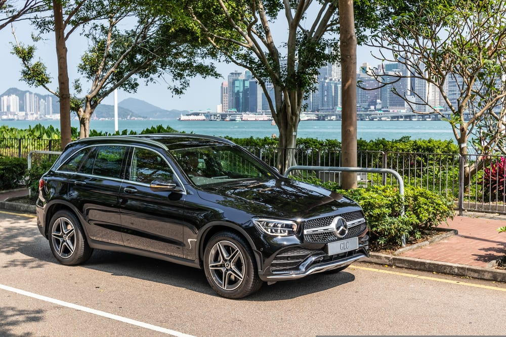 Mercedes GLC recalled for wiring problem, power steering failure