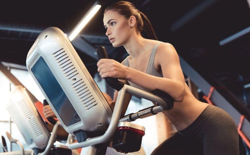 Gewichtsverlust Training in einem Monat
