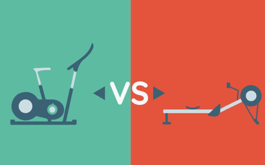 Rowing Machine vs Exercise Bike: Which is Better?