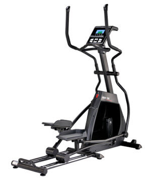 DKN XC-160i Cross Trainer with Bluetooth