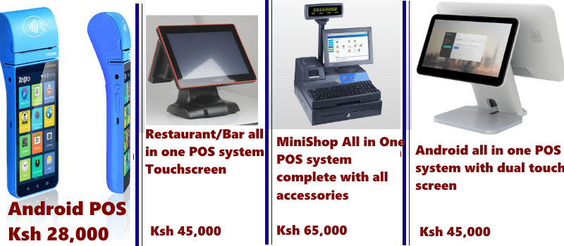 pos hardware Kenya