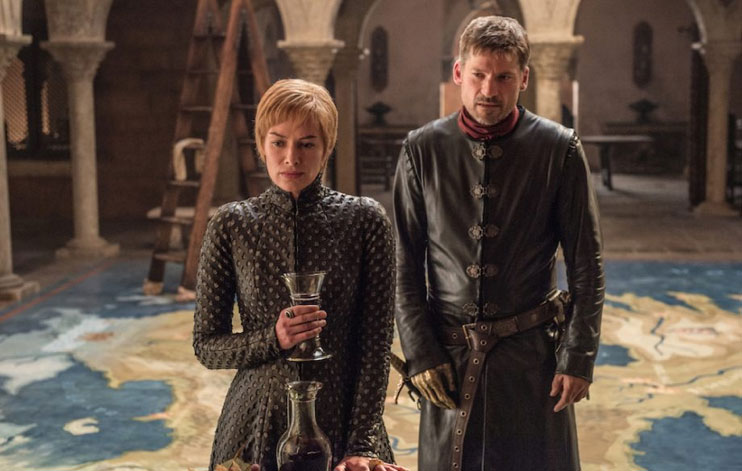 game of thrones cersei and jamie
