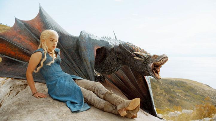 game of thrones daenerys dragons