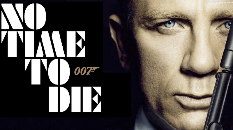 James Bond Back To Action With No Time To Die Movie News