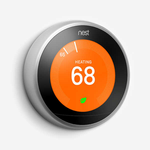 link to Nest Learning Thermostat