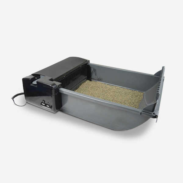 link to OurPets SmartScoop Intelligent Litter Box