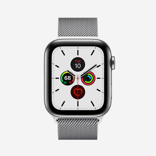 link to Apple Watch 5