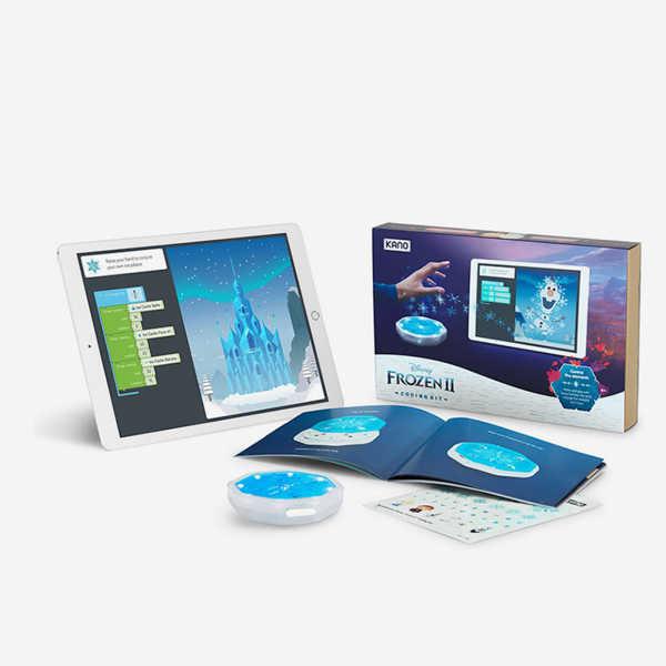 link to Disney Frozen 2 Coding Kit