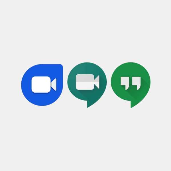 link to Duo | Hangouts | Meet