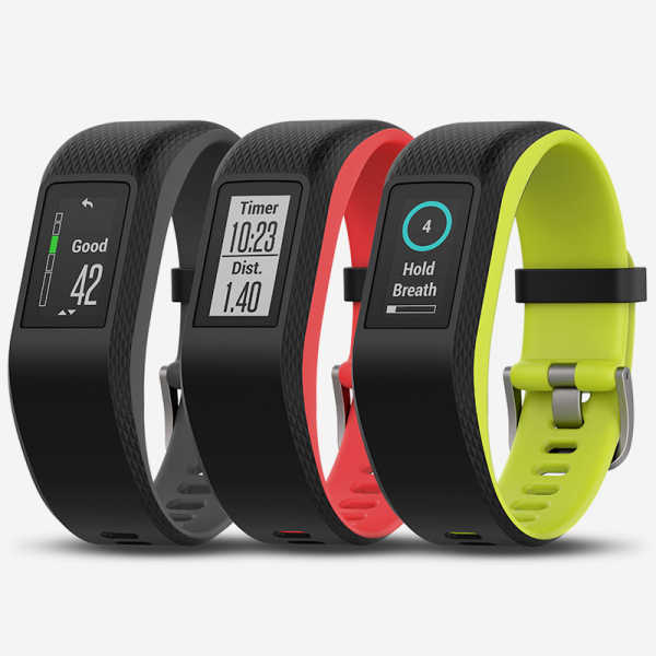 link to Garmin Vivosport
