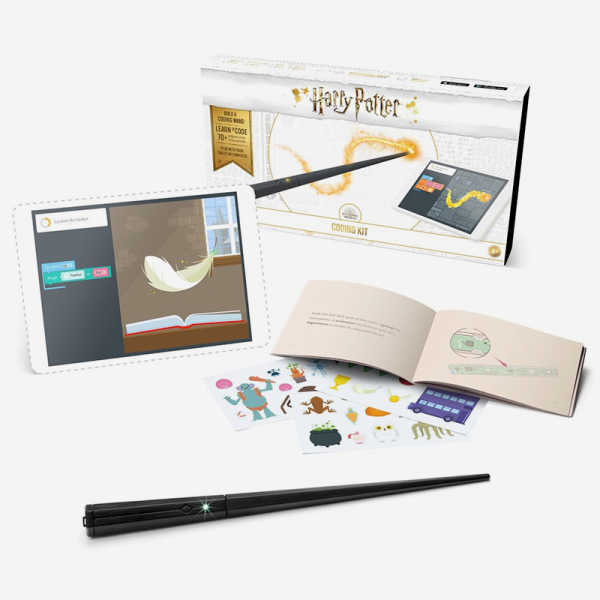link to Harry Potter Kano Coding Kit