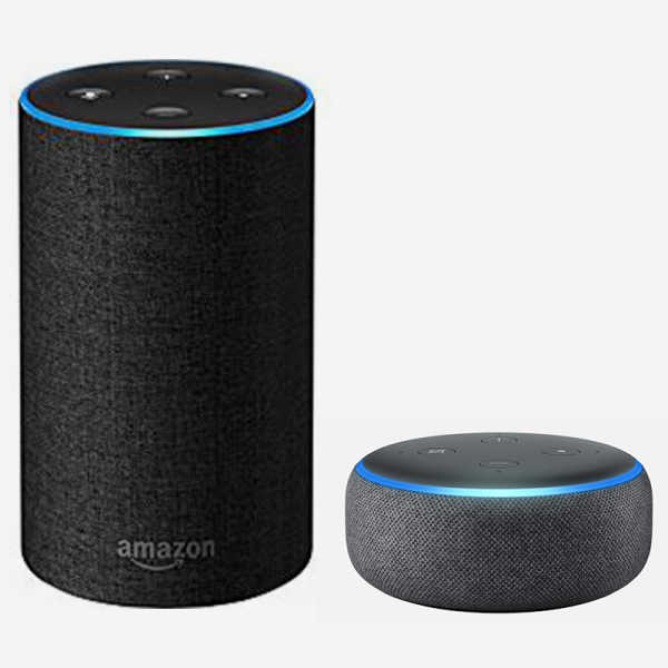 link to Amazon Echo & Dot