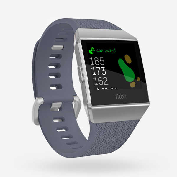 link to Fitbit Ionic Watch