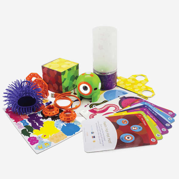 link to Dot Creativity Kit