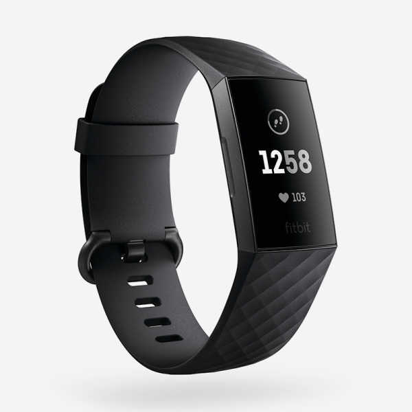 link to Fitbit Charge 3 Tracker