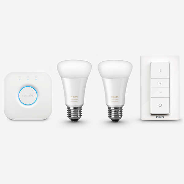 link to Philips Hue Smart Light Kit