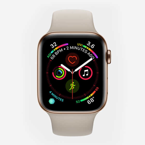 link to Apple Watch 4