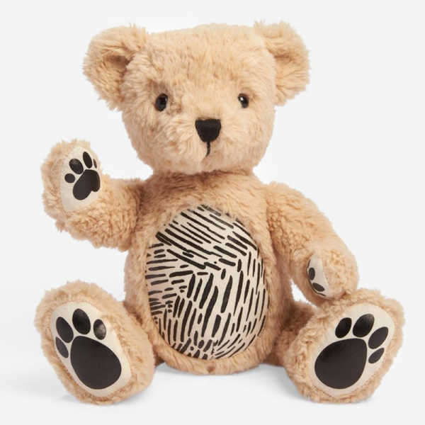 link to Parker Teddy Bear
