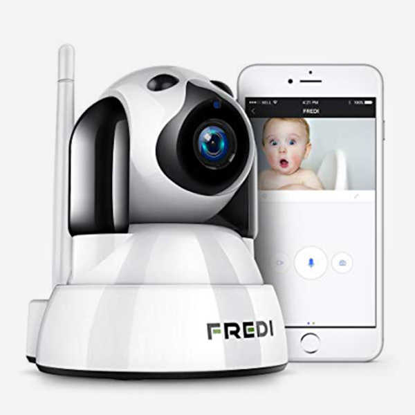 link to FREDI Baby Monitor